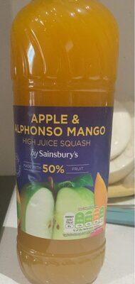 Apple & Alphonso Mango - Product - en