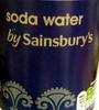 soda water - Produit