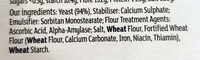 Fast Action Dried Yeast 8 Sachets - Ingredienti - en