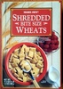 Shredded bite size wheats - Product