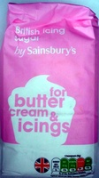 British Icing Sugar - Produit - en
