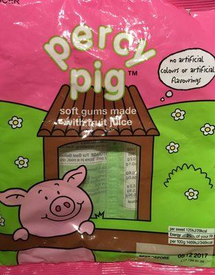 Percy Pig - Produit