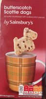 Butterscotch Scottie Dogs - Product