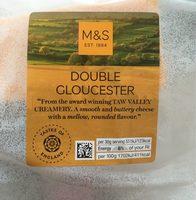Double Gloucester - Produit - fr