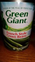 French Style Green Beans - Product