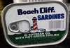 Sardines in soybean oil with hot green chilies - Produit