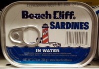 Sardines in Water - Produit - en