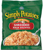 Shredded hash browns - Produit
