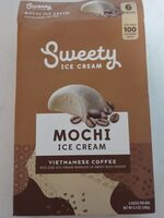 Mochi Ice Cream- Vietnamese Coffee - Prodotto - en