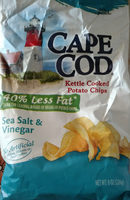 Kettle Cooked Potato Chips - Product