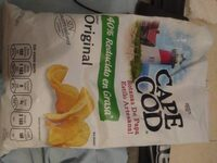 Kettle cooked potato chips - Producto - es