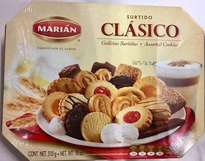 Surtido clásico Marían - Produit - es