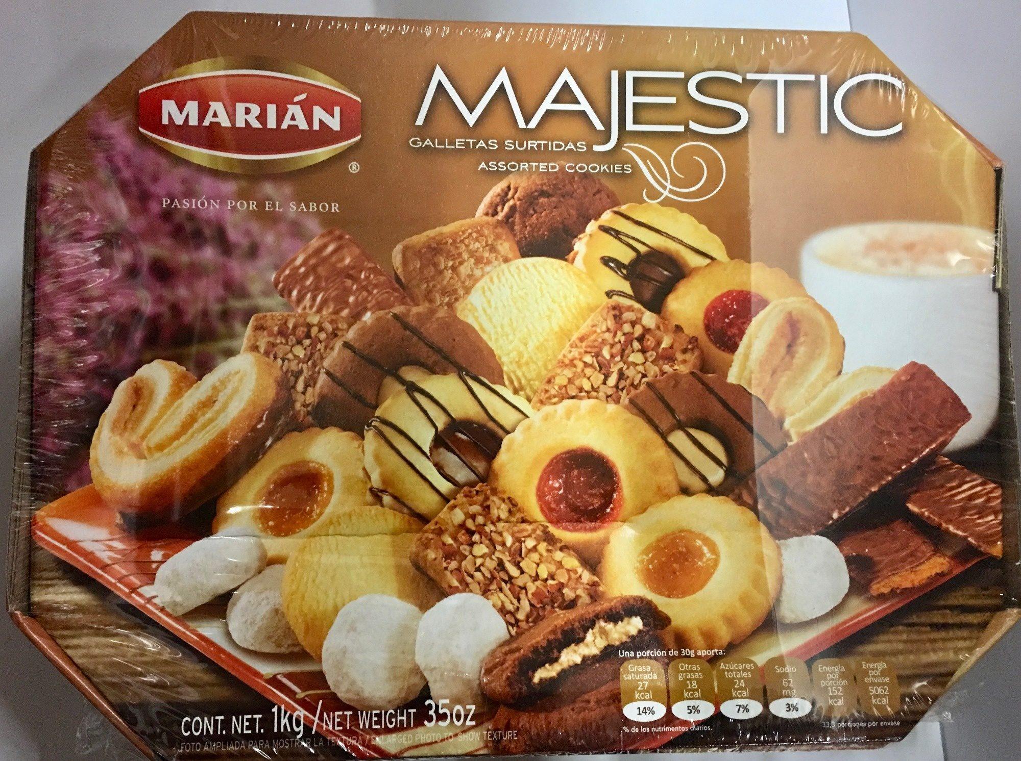 Majestic - Product - es