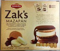 Zaks Mazapán - Product