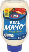Real mayonnaise squeeze bottle - Product - en