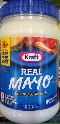 Real MAYO Creamy & Smooth - Produit