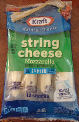 String Cheese - Product - en