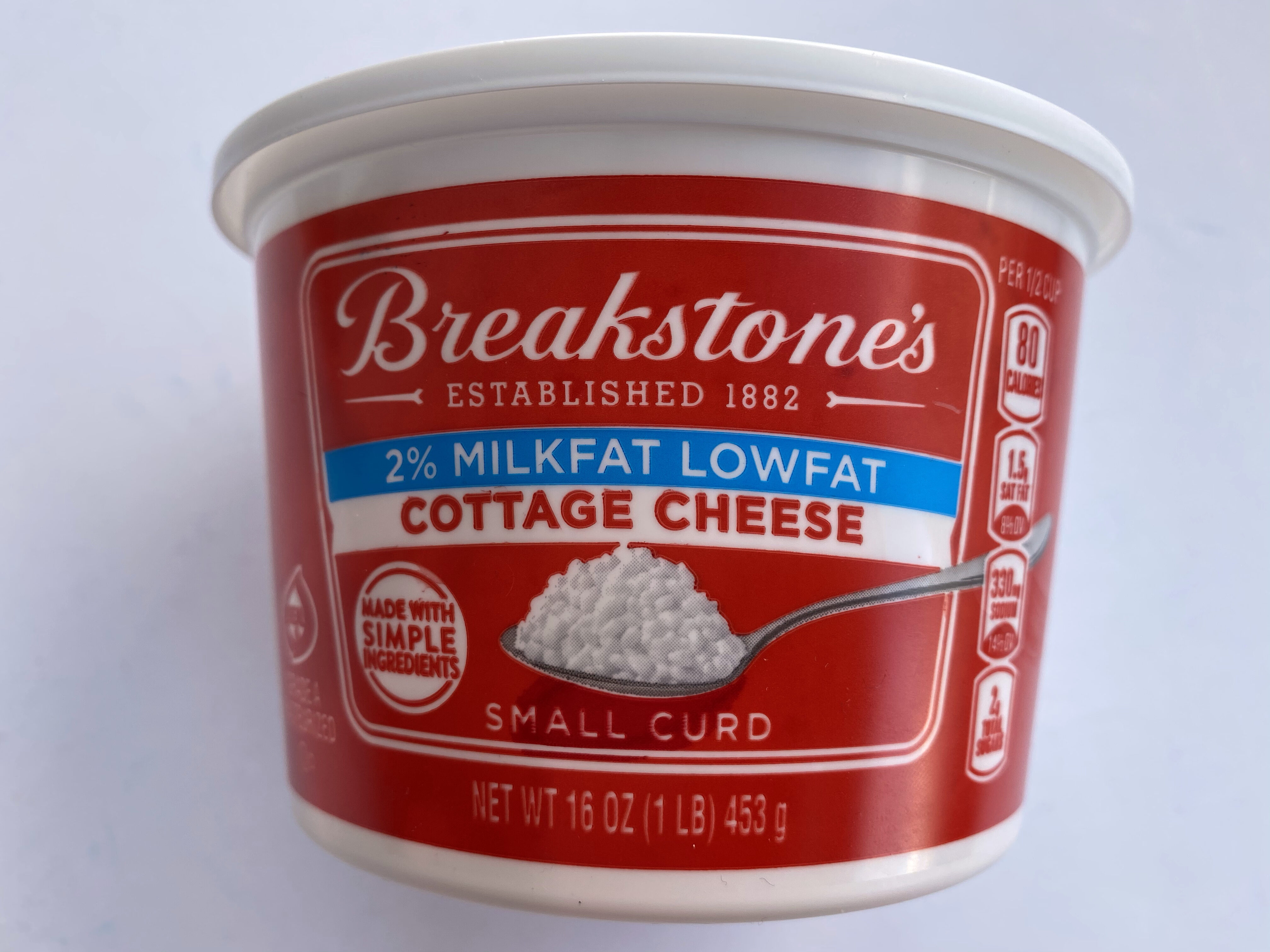Cottage Cheese - Product - en