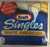 Singles White American - Product