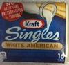 Singles White American - Produit