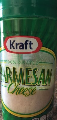 Kraft Parmesan Cheese Grated - Produit
