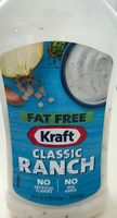 Classic ranch fat free - Product - fr