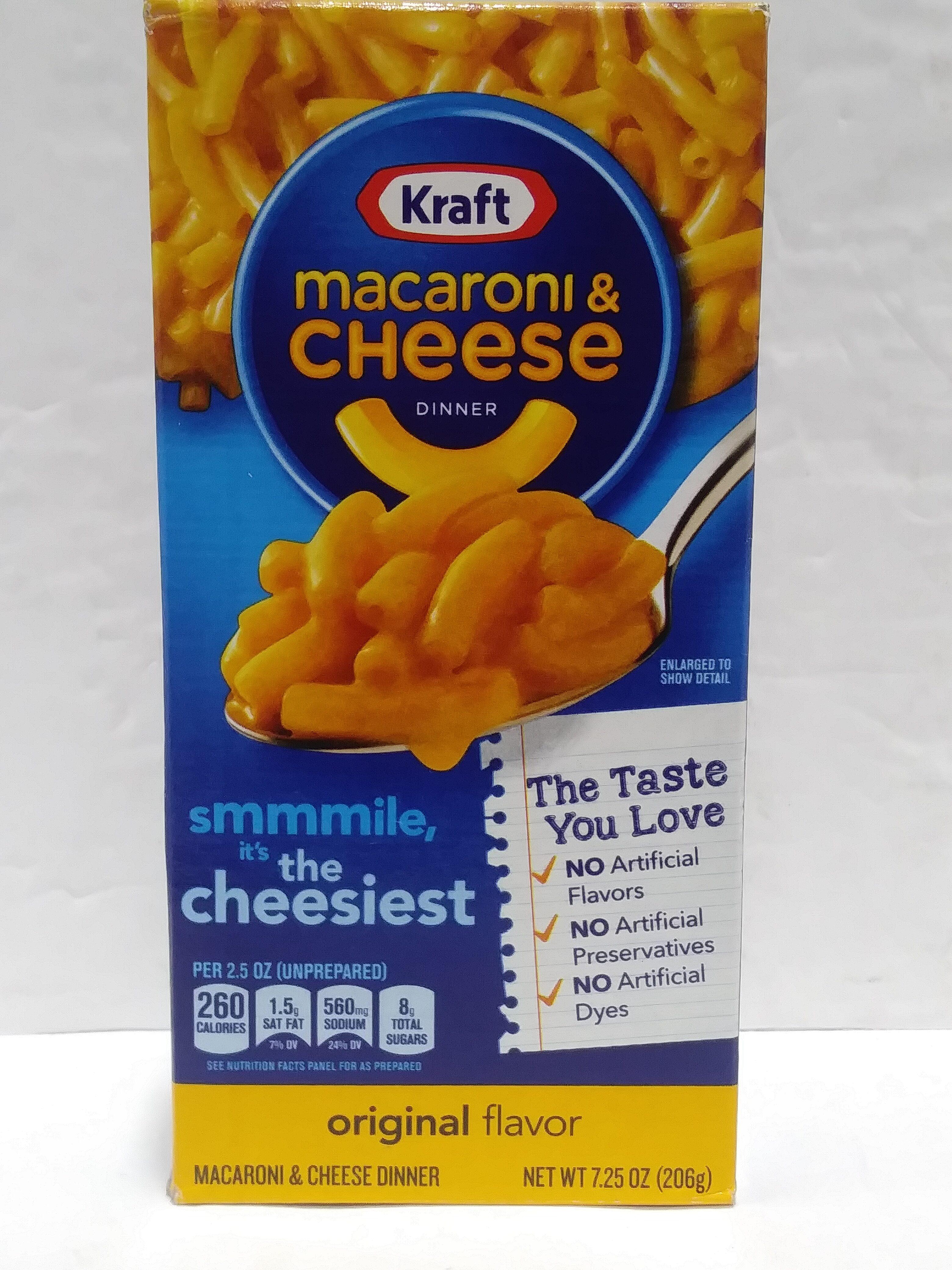 Macaroni & Cheese - Product - en