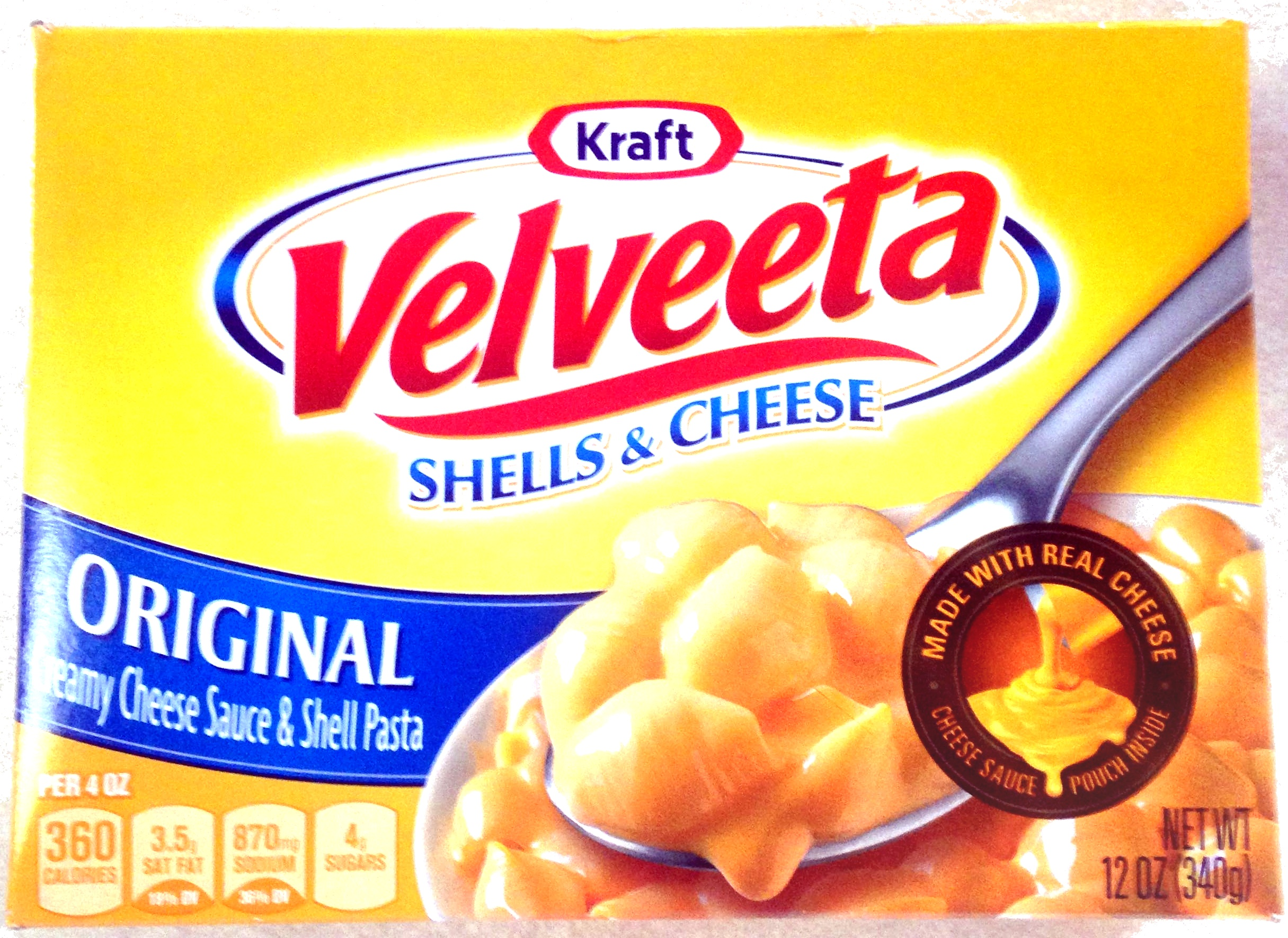 Velveeta Shells & Cheese - Product
