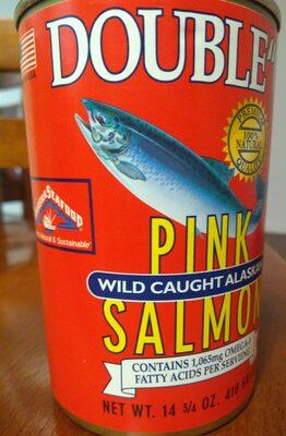 Pink salmon wild caught alaskan - Product