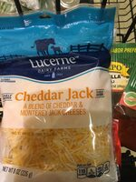 Natural Shredded Mild Cheddar Cheese - Product