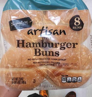 Hamburger buns - Product - en