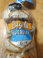 signature select blueberry bagels - Product - en