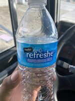 Refreshe Purified Drinking Water - Product - en
