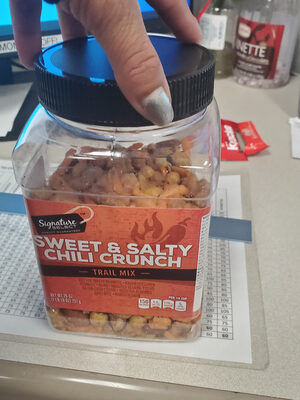 Sweet & Salty Chili Crunch - Product