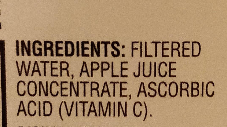 100% Apple Juice - Ingredients - en