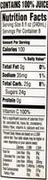 100% white grapefruit juice - Nutrition facts - en