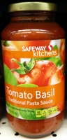 Tomato Basil Traditional Pasta Sauce - Product