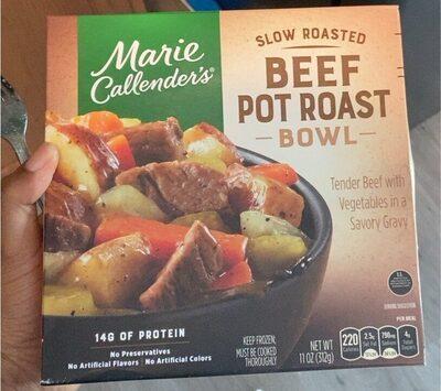 Beef Pot Roast - Prodotto - en