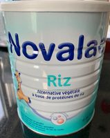 Novalac riz 0-36 mois - 产品 - fr