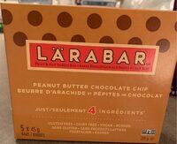Peanut buttet chocolate chip - Produit