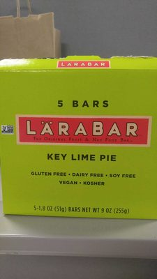 Key lime pie bars - Product - en