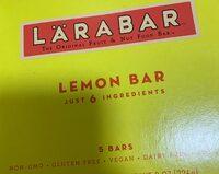 Lemon bar - Produit