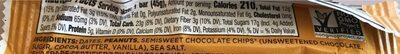 Peanut Butter Chocolate Chip, Peanut Butter - Ingrédients