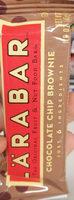 The Original Fruit & Nut Bar, Chocolate Chip Browne - Product