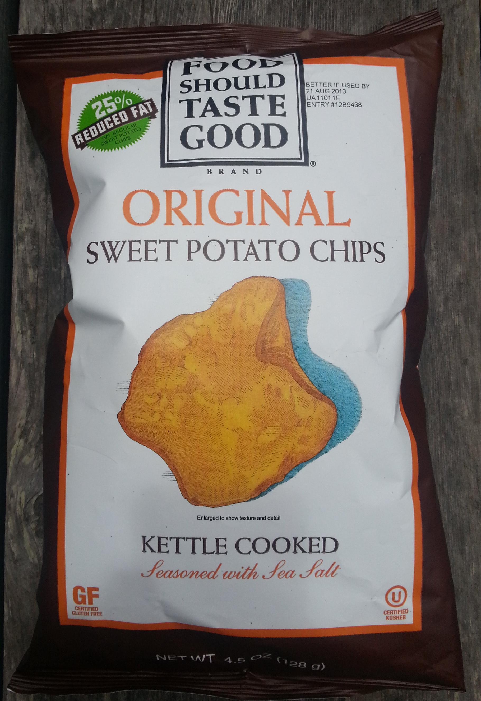 Original Sweet Potato Chips - Product