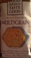 Food Should Taste Good Multigrain Tortilla Chips - Product - en