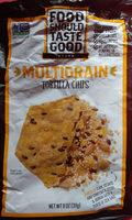 multigrain tortilla chips - Product - en