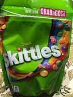 Sour Skittles - Produit - de