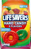 Life savers hard candy 5 flavors - Product