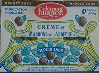 Crème de marrons - Product